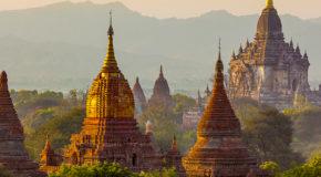 Die Beste Reisezeit für Myanmar