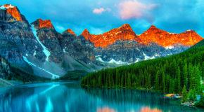 die beste reisezeit für Kanada