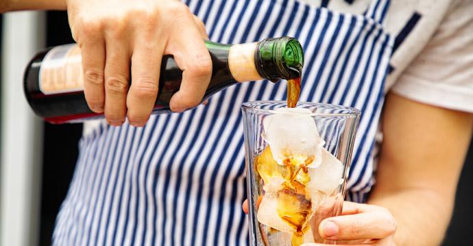 Lieblingsdrink der Argentinier: Fernet und Cola