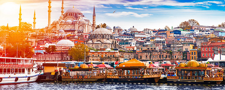 die beste reisezeit für Türkei