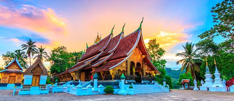 Die Beste Reisezeit für Laos