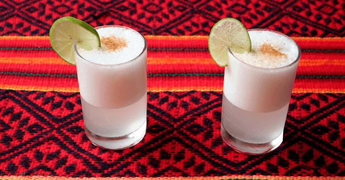 Rezept für Pisco Sour aus Peru