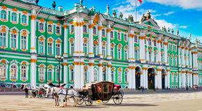 Die Beste Reisezeit für Russland