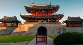 die beste reisezeit für Südkorea
