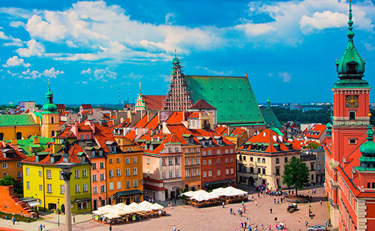 Die Beste Reisezeit für Polen