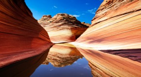 Reflections at The Wave, Arizona