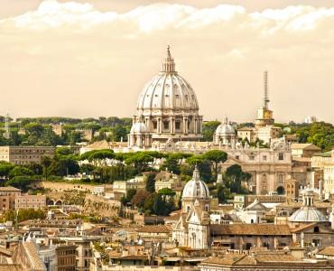 Roma desde el aire