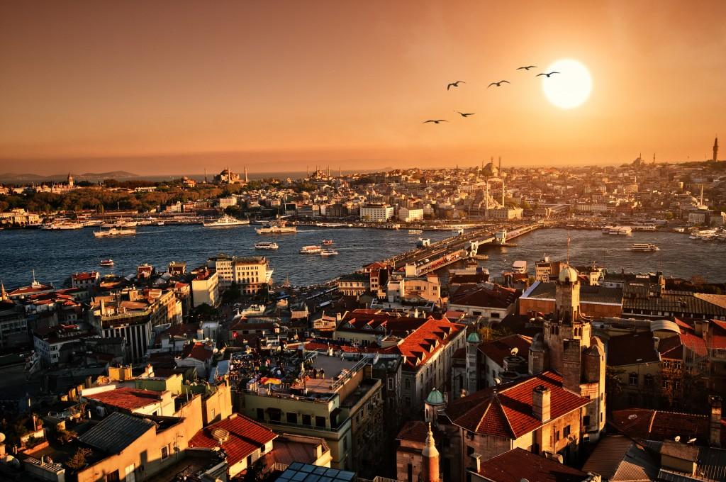 Istanbul Panoramic