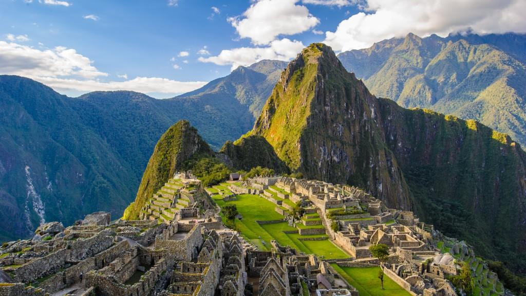 Peru - Machupichu