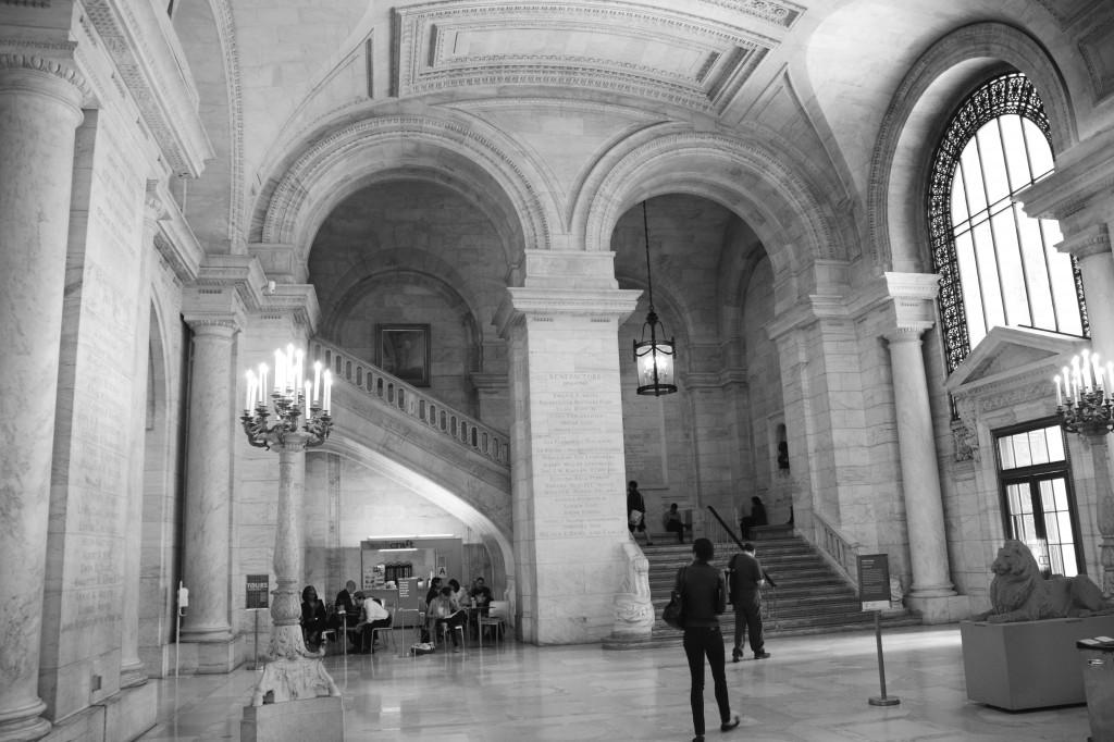 public library Nueva York