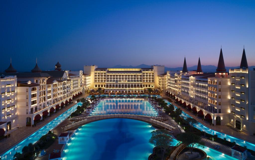 Mardan Palace Antalya Pool