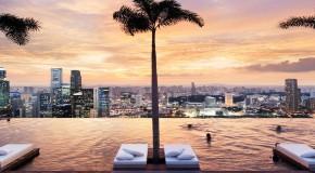 Marina May en Singapur