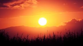 puestas del sol en España