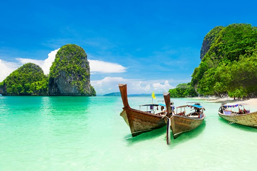 Phuket barcazas