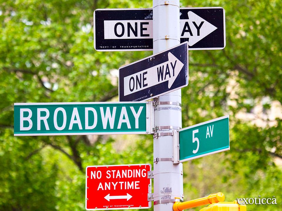 Por el sur de Manhattan, en busca de arte y actores