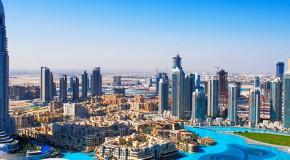 de compras por Dubai