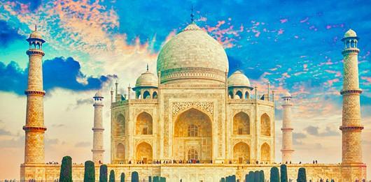 Taj Mahal Exoticca