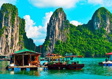 Halong Bay, donde viven los dragones de Vietnam