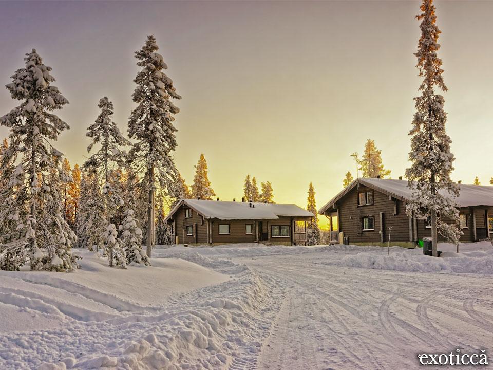 Saariselkä, aventuras en el círculo polar ártico
