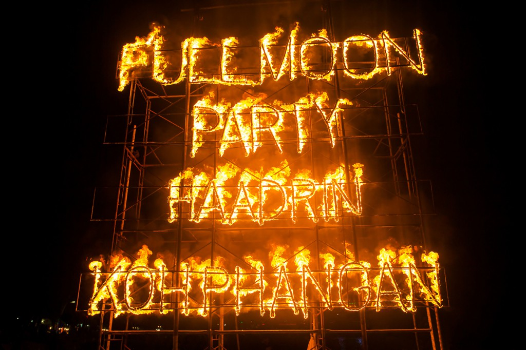 Full Moon Party, Tailandia, Koh Phagan