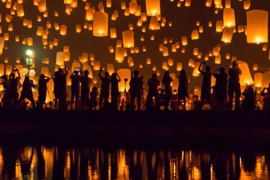 Full Moon Party, Tailandia, Koh Phagan