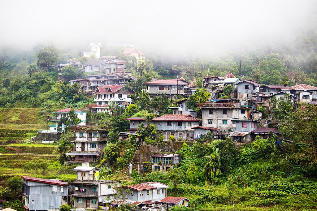 illage Banaue, Ifugao province Philippines