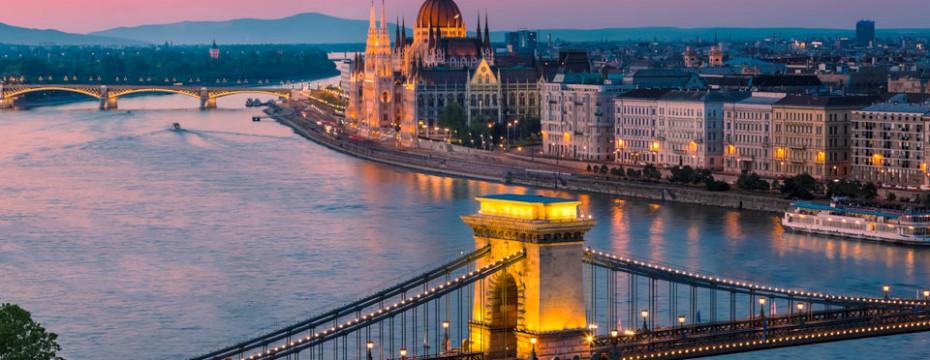 Skyline de Budapest
