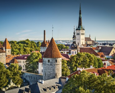 viaje Tallin, Estonia