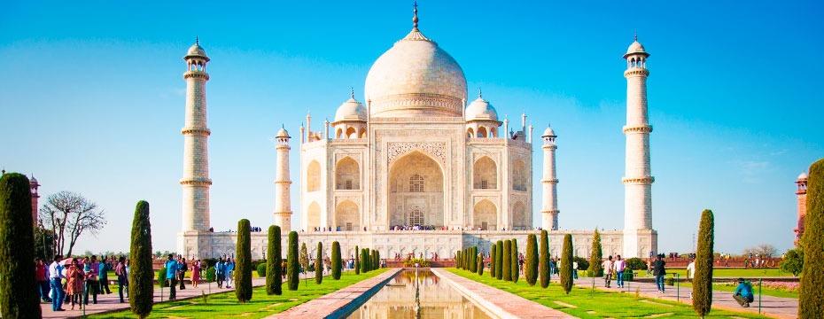 lugares que hay que ver en India