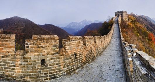 CN Great Wall 9 Vert Panorama