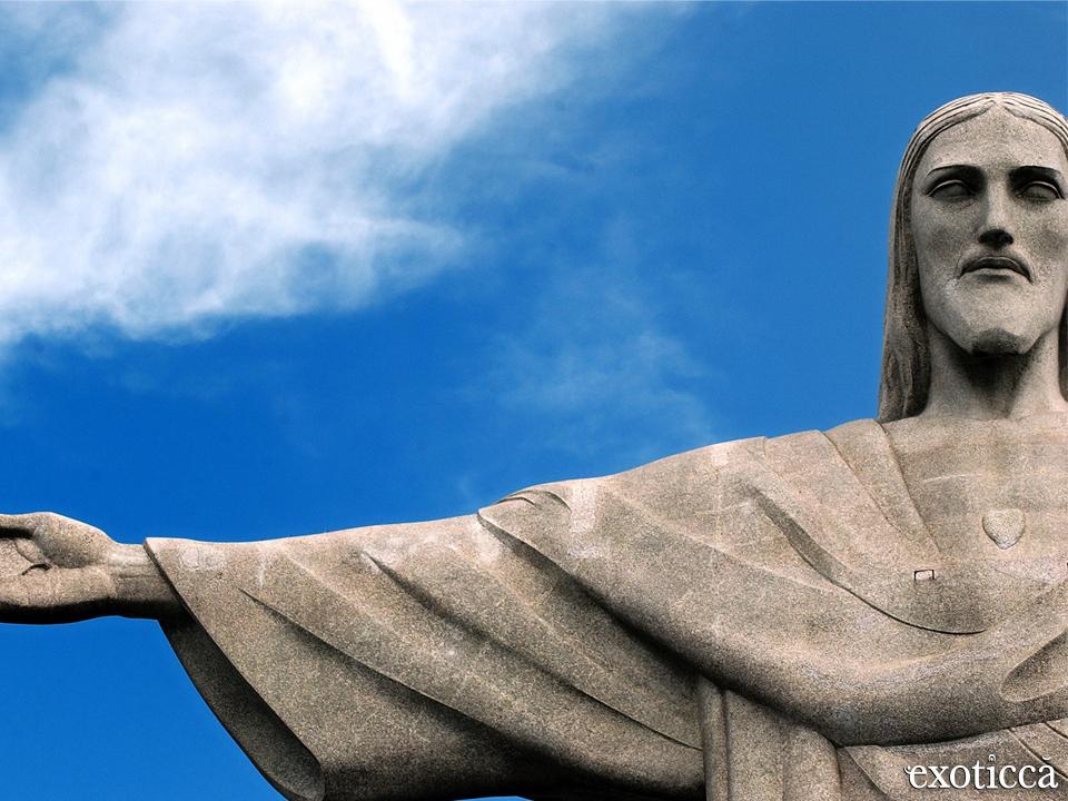 Cristo Redentor, Río, Brasil