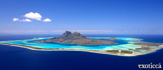 Islas exóticas de la Sociedad