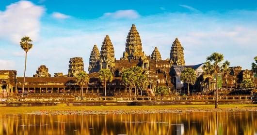 angkor bat templo increible