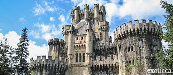 Castillo de Butrón, País Vasco
