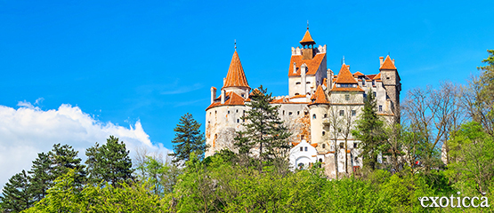 castillo de Ban, Transilvania