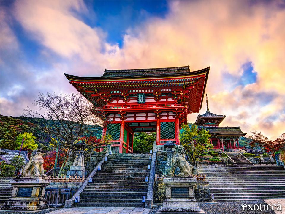 Kiyomizudera, Kioto