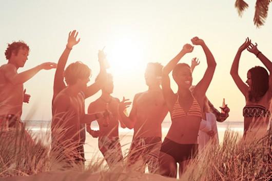 Las mejores fiestas del verano alrededor del mundo
