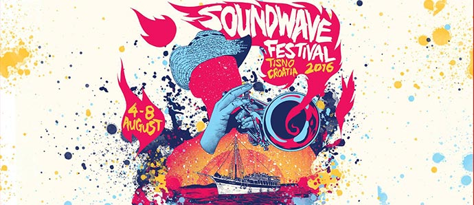 Soundwave Festival, Croacia