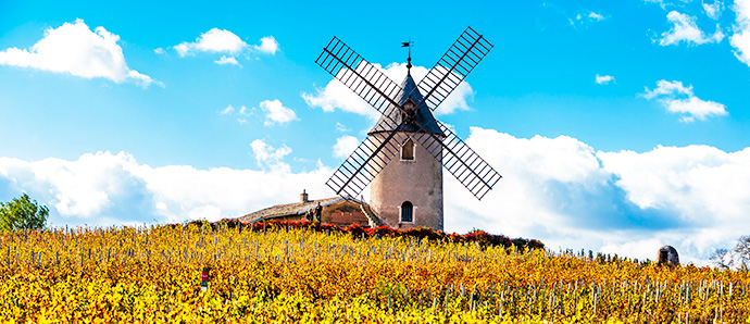 Arlés, Francia