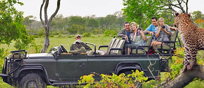 Praque nacional Kruger