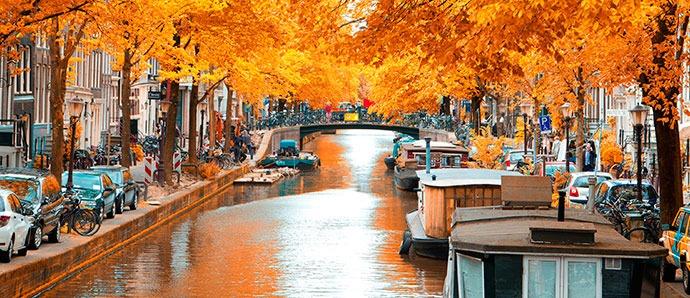 Las 6 ciudades más bonitas para visitar en otoño