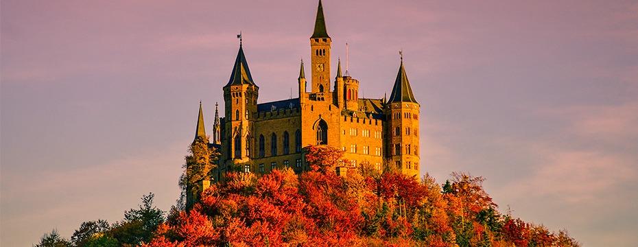 Los 7 castillos más enigmáticos de Europa
