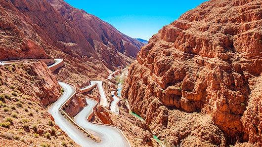 Atlas, Marruecos