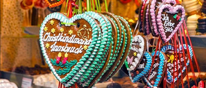 mercadillos navidad Innsbruck, Austria