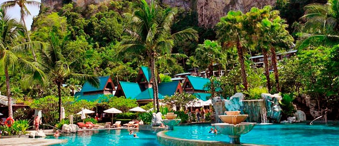 Cetara Gran Beach Resort, Tailandia