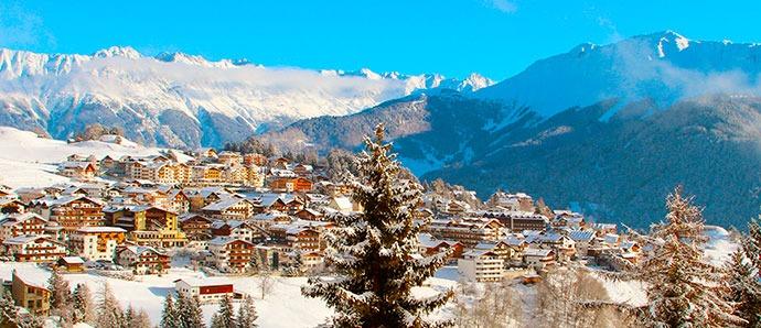 esquí Austria
