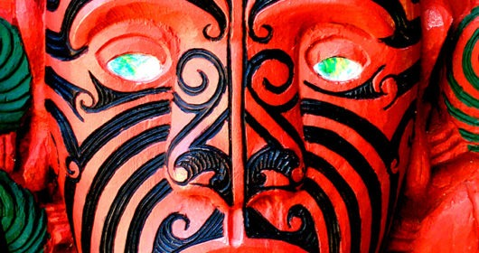 Máscara Nueva Zelanda