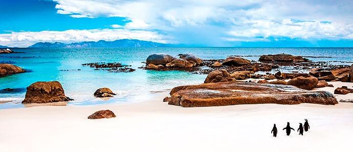 Boulders Beach, Sudáfrica