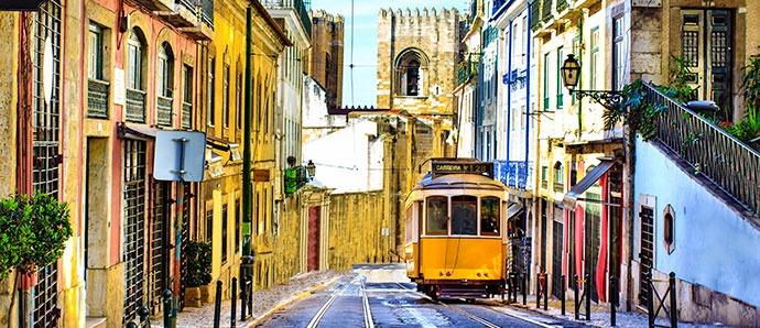 Escapadas románticas en Lisboa