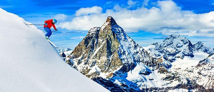 escapadas románticas en Suiza